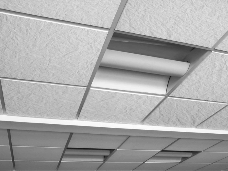 Mainly Divided Into: Gypsum Board Ceiling, Aluminum Ceiling, PVC Board  Ceiling, Calcium Silicate Board Ceiling,Fiber Board Ceiling And So On.